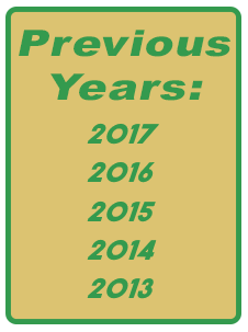 2018 Super Service Award Previous Winning Years